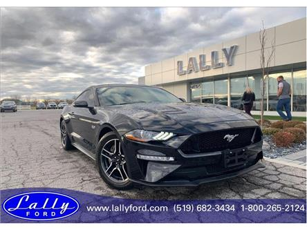 2018 Ford Mustang  (Stk: LB638) in Tilbury - Image 1 of 16