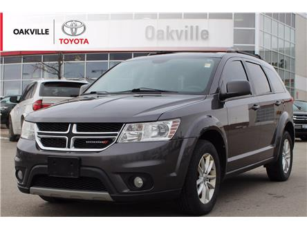 2015 Dodge Journey SXT (Stk: 21169A) in Oakville - Image 1 of 18