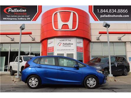 2016 Honda Fit LX (Stk: 22846A) in Greater Sudbury - Image 1 of 31