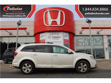 2012 Dodge Journey SXT & Crew (Stk: 22082W) in Greater Sudbury - Image 1 of 16
