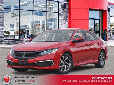 2021 Honda Civic EX (Stk: 221038) in Huntsville - Image 1 of 23