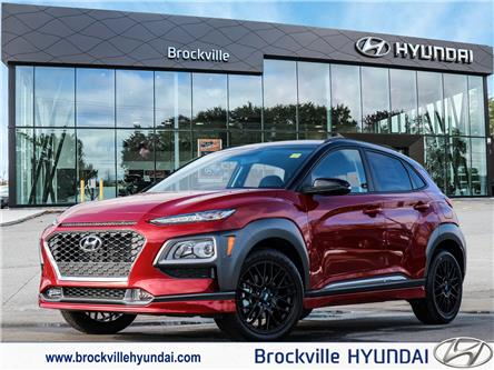 2021 Hyundai Kona  (Stk: R21062) in Brockville - Image 1 of 26