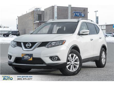 2016 Nissan Rogue SV (Stk: 886795) in Milton - Image 1 of 19