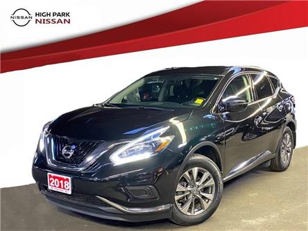 2018 Nissan Murano S (Stk: HP152A) in Toronto - Image 1 of 19
