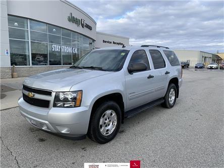 2014 Chevrolet Tahoe LS (Stk: N04791BA) in Chatham - Image 1 of 20