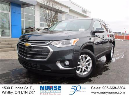 2021 Chevrolet Traverse LT Cloth (Stk: 21R001) in Whitby - Image 1 of 29