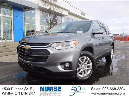 2021 Chevrolet Traverse LT Cloth (Stk: 21R002) in Whitby - Image 1 of 29