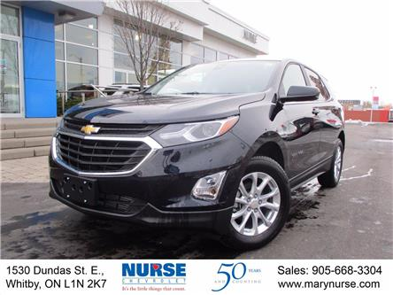 2021 Chevrolet Equinox LT (Stk: 21T041) in Whitby - Image 1 of 28