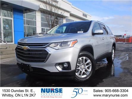 2021 Chevrolet Traverse LT Cloth (Stk: 21R008) in Whitby - Image 1 of 29