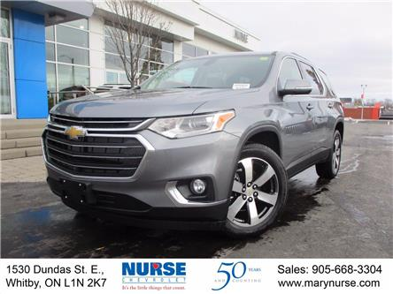 2021 Chevrolet Traverse LT True North (Stk: 21R010) in Whitby - Image 1 of 30