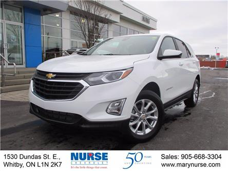 2021 Chevrolet Equinox LT (Stk: 21T040) in Whitby - Image 1 of 28