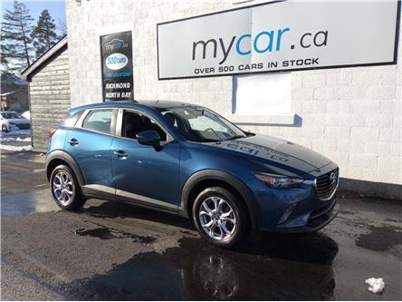 2018 Mazda CX-3 GS (Stk: 201218) in Ottawa - Image 1 of 21
