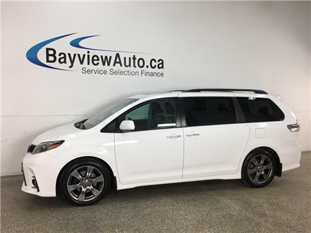 2019 Toyota Sienna SE 8-Passenger (Stk: 37278W) in Belleville - Image 1 of 30