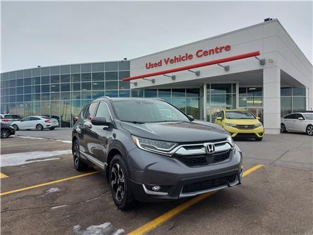 2018 Honda CR-V Touring (Stk: 2200885A) in Calgary - Image 1 of 30