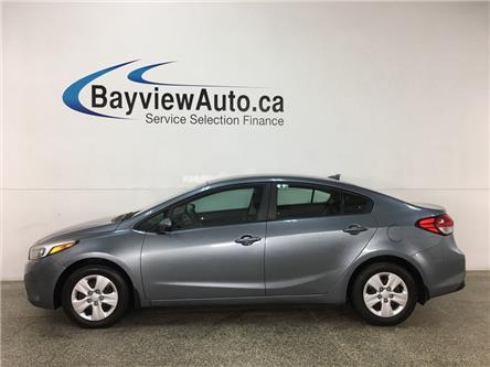 2017 Kia Forte LX (Stk: 37268W) in Belleville - Image 1 of 25