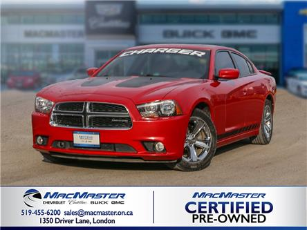 2012 Dodge Charger SXT (Stk: 215006B) in London - Image 1 of 10