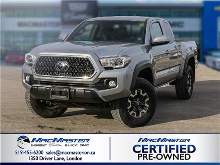 2019 Toyota Tacoma  (Stk: 210078A) in London - Image 1 of 10