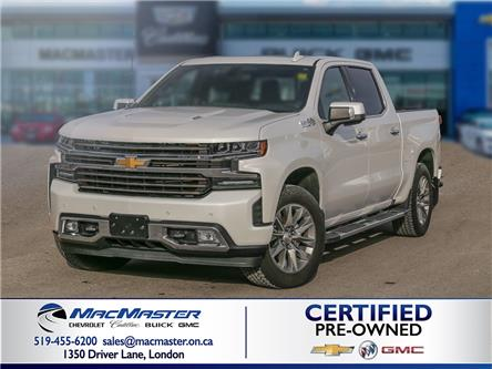 2019 Chevrolet Silverado 1500 High Country (Stk: 205137A) in London - Image 1 of 10