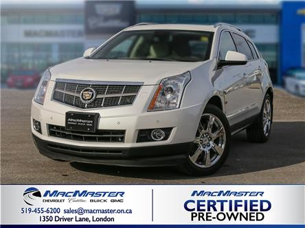 2011 Cadillac SRX Luxury and Performance Collection (Stk: 205178PC) in London - Image 1 of 12