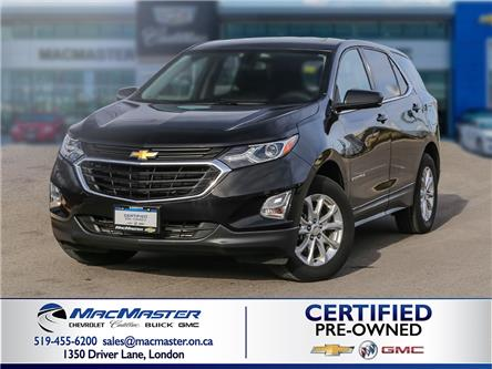 2018 Chevrolet Equinox 1LT (Stk: 200536A) in London - Image 1 of 11