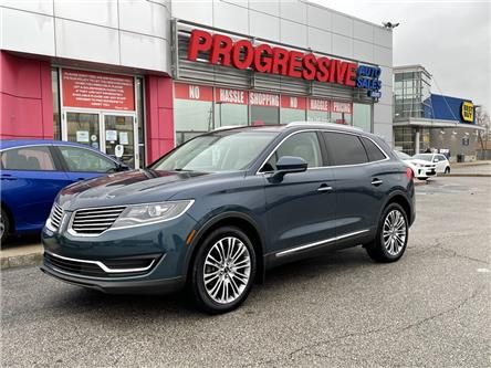 2016 Lincoln MKX Reserve (Stk: GBL70971) in Sarnia - Image 1 of 25