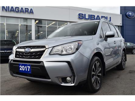 2017 Subaru Forester 2.0XT Touring (Stk: Z1781) in St.Catharines - Image 1 of 25