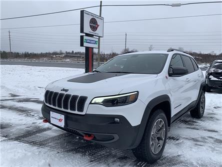 2020 Jeep Cherokee Trailhawk (Stk: 90825) in Sudbury - Image 1 of 19