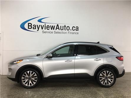 2020 Ford Escape Titanium Hybrid (Stk: 37112W) in Belleville - Image 1 of 29