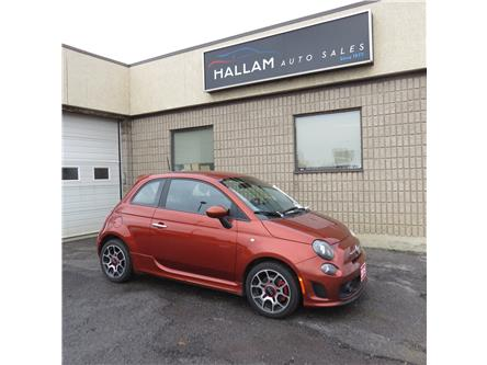 2015 Fiat 500 Turbo (Stk: ) in Kingston - Image 1 of 15