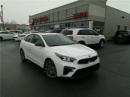 2021 Kia Forte5 GT Limited (Stk: 099375) in Milton - Image 1 of 11