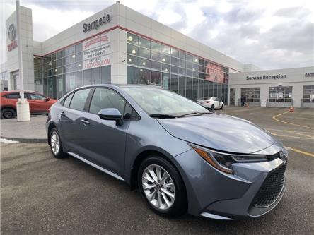 2020 Toyota Corolla LE (Stk: 9267A) in Calgary - Image 1 of 20