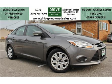 2013 Ford Focus SE (Stk: D0318) in Belle River - Image 1 of 25