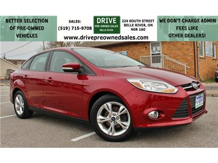 2013 Ford Focus SE (Stk: D0317) in Belle River - Image 1 of 26