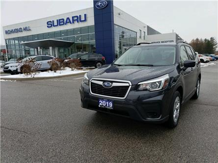 2019 Subaru Forester 2.5i (Stk: 32249) in RICHMOND HILL - Image 1 of 10