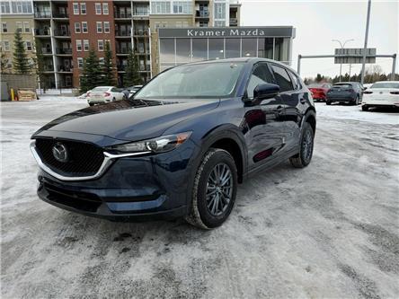 2020 Mazda CX-5 GS (Stk: N6005) in Calgary - Image 1 of 4