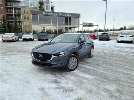 2021 Mazda CX-30 GS (Stk: N6152) in Calgary - Image 1 of 4