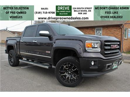 2015 GMC Sierra 1500 SLE (Stk: D0324) in Belle River - Image 1 of 23