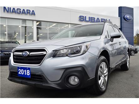 2018 Subaru Outback 2.5i (Stk: Z1788) in St.Catharines - Image 1 of 21