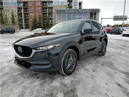 2021 Mazda CX-5 GS (Stk: N6172) in Calgary - Image 1 of 4