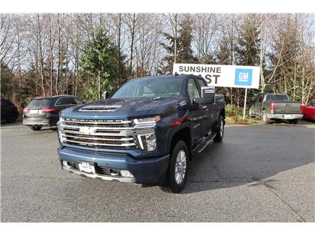 2021 Chevrolet Silverado 3500HD High Country (Stk: CM113111) in Sechelt - Image 1 of 26