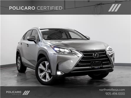 2017 Lexus NX 200t Base (Stk: 141562T) in Brampton - Image 1 of 22