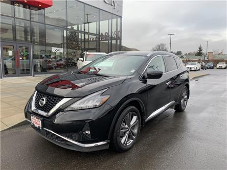 2019 Nissan Murano Platinum (Stk: T20306A) in Kamloops - Image 1 of 27