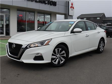 2019 Nissan Altima 2.5 S (Stk: 201502A) in Fredericton - Image 1 of 16