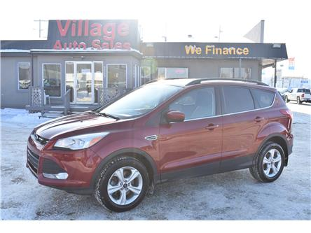 2016 Ford Escape SE (Stk: P38113C) in Saskatoon - Image 1 of 18
