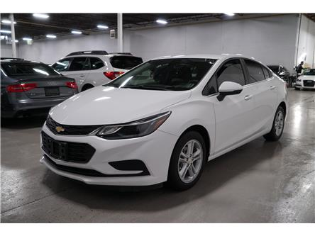 2016 Chevrolet Cruze LT Auto (Stk: 600562) in Vaughan - Image 1 of 27