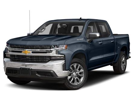 2021 Chevrolet Silverado 1500 Silverado Custom Trail Boss (Stk: 21010) in Quesnel - Image 1 of 9