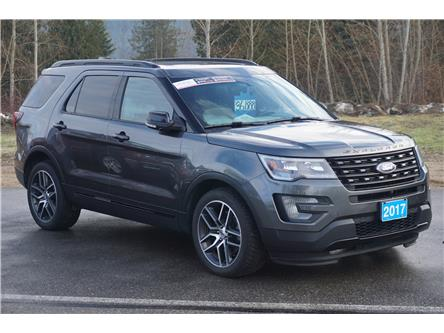 2017 Ford Explorer Sport (Stk: 21-012A) in Salmon Arm - Image 1 of 29