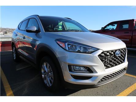 2021 Hyundai Tucson Preferred w/Sun & Leather Package (Stk: 17170) in Saint John - Image 1 of 11