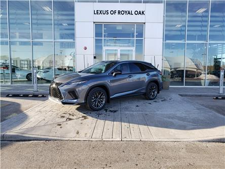 2021 Lexus RX 450h Base (Stk: L21119) in Calgary - Image 1 of 14