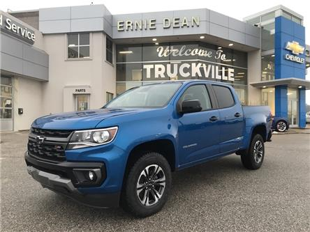 2021 Chevrolet Colorado Z71 (Stk: 15578) in Alliston - Image 1 of 18